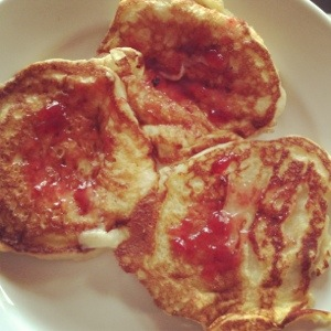 Buttermilk Pancakes Yeo Valley Great British Farmhouse Cookbook